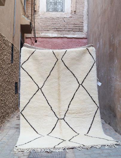 Beni-Ourain Rug