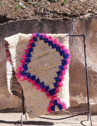 Vintage Berber Rug