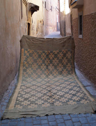 Talsint Rug from Morocco